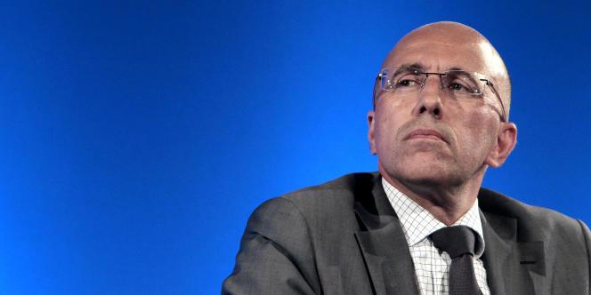 Eric Ciotti, député UMP et président du conseil général des Alpes-Maritimes.