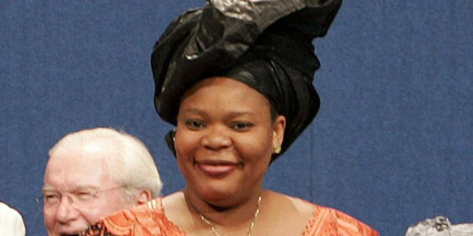 Leymah Gbowee, en mai 2009.