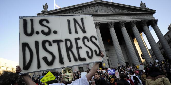 Aux Etats-Unis, les militants anti-Wall Street entament leur quatrième semaine d'occupation d'une place au cœur du quartier financier de New York.