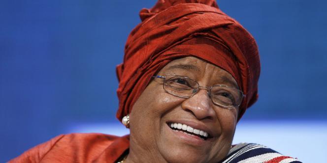 Ellen Johnson Sirleaf est la première femme à avoir été élue présidente d'un Etat africain.