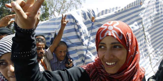 Après avoir soutenu publiquement les Frères musulmans et Mohamed Morsi, la militante yéménite a été refoulée à l'aéroport du Caire.