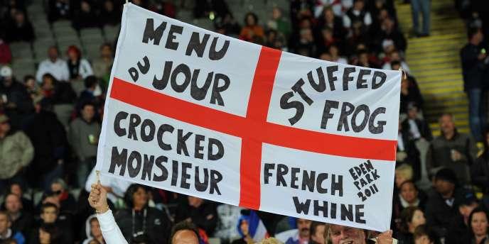 En France, 63 % des cadres interrogés estiment que les différences de langues et de culture affectent les ambitions de leur entreprise à l'international - ici, lors de la coupe du monde de rugby en 2011 (Australie).