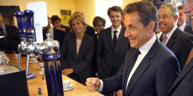 Des députés socialistes avaient alerté la Commission des comptes de campagne, estimant que les frais de déplacement de Nicolas Sarkozy  relevaient