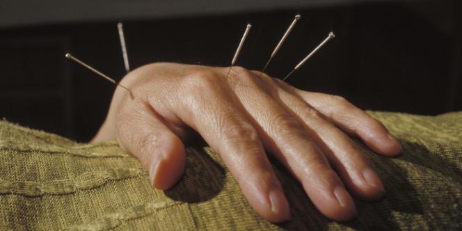 A Paris, une vingtaine de services de l'AP-HP intègrent l'acupuncture et le shiatsu, en complément de traitements au long cours.