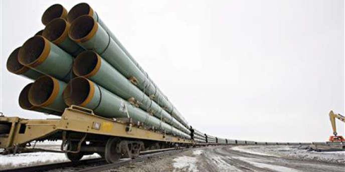 Les militants écologistes ont tout fait pour empêcher la réalisation du projet Keystone XL.