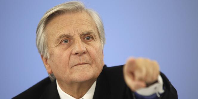Le président de la Banque centrale européenne Jean-Claude Trichet, le 6 octobre à Berlin.