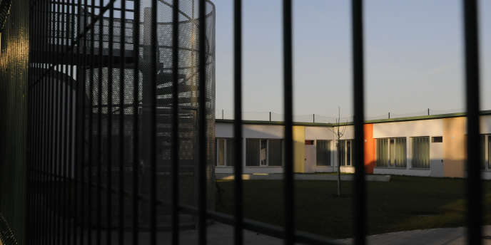 Un centre éducatif fermé (CEF), à Mulhouse (Haut-Rhin) en novembre 2008.