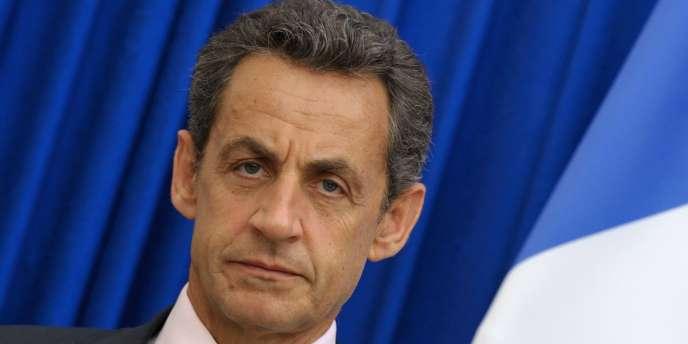 Nicolas Sarkozy s'est fixé comme objectif de réduire la masse salariale de la fonction publique - ici, le 7 octobre 2011.