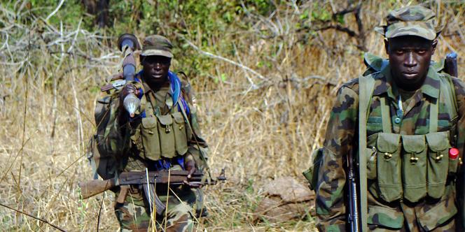 Barack Obama a envoyé des troupes en Ouganda pour