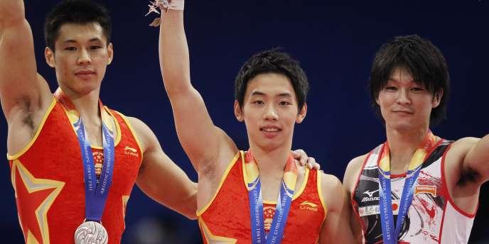 Les Chinois ont remporté douze médailles lors des Mondiaux de gymnastique artistique disputés à Tokyo.