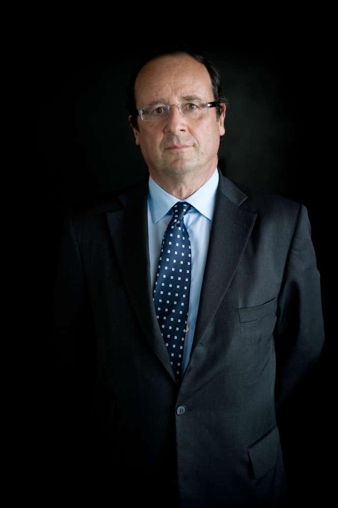 François Hollande, le 21 juillet 2010.