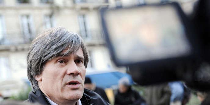Stéphane le Foll, ministre de l'agriculture.