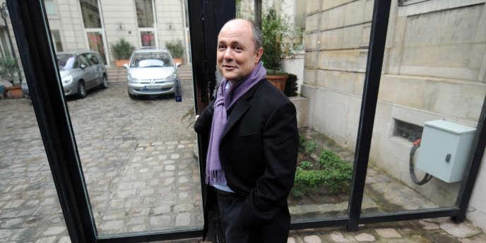 Bruno Le Roux, ici en 2010.