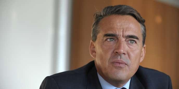 Alexandre de Juniac, PDG d'Air France.