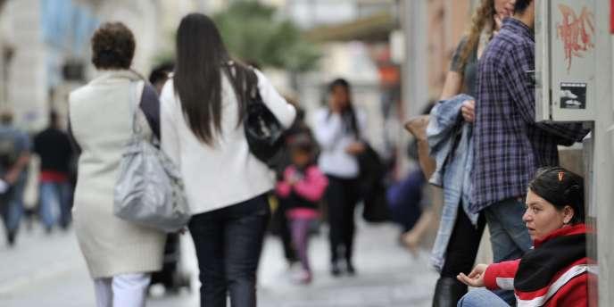 Deux nouveaux arrêtés anti-mendicité avaient été pris à Paris, le 5 décembre 2011.