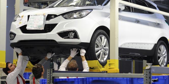 Le 9 mai, Hyundai a fêté le millionième véhicule produit dans son usine de Nosovice, en République tchèque, ouverte en 2008.