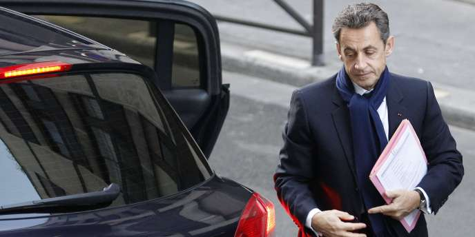 Nicolas Sarkozy, le 20 octobre 2011.