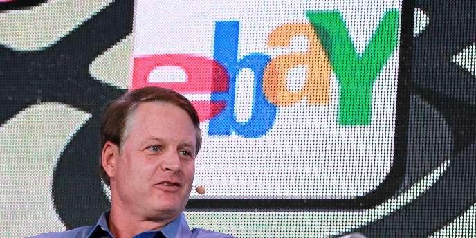 John Donahoe a cherché à transformer eBay en généraliste du commerce en ligne.
