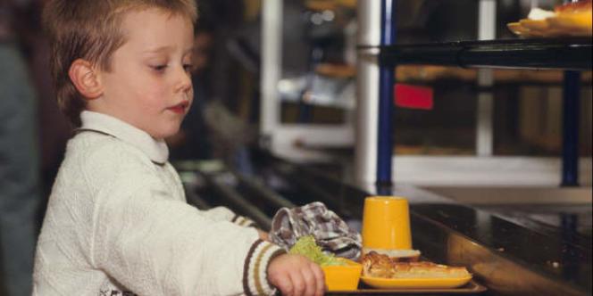 La mesure s'appliquera aux cantines scolaires gérées pour tout ou partie en délégation de service public.