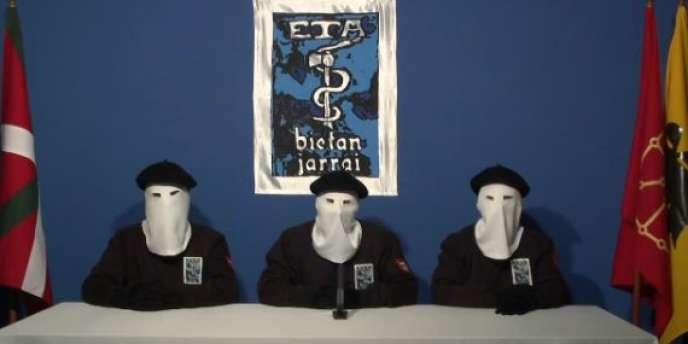 Le 20 octobre 2011, ETA avait annoncé