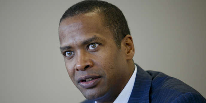 Le vice-président de Google, David Drummond.