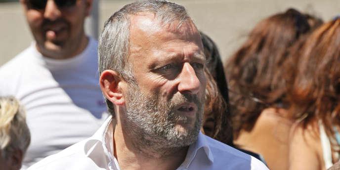 Le maire socialiste de Sarcelles, François Pupponi, en juillet 2011.