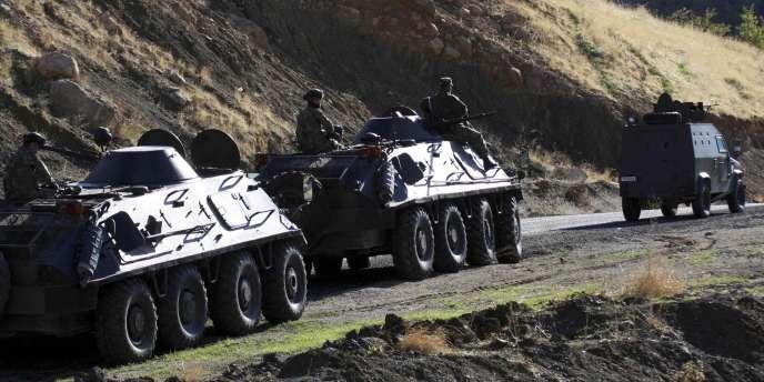 Le Parti des travailleurs du Kurdistan a multiplié cet été ses attaques contre les forces de sécurité dans le sud-est de la Turquie.
