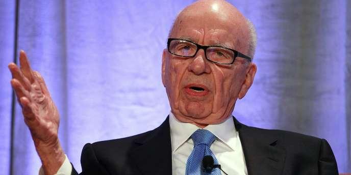 Une plainte civile a été déposée aux Etats-Unis contre le groupe du magnat des médias Rupert Murdoch, News Corp.