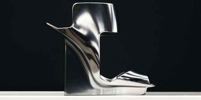 Concept shoe, Pierre Hardy pour Peugeot