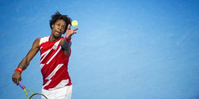 Gaël Monfils est venu à bout de Rafael Nadal en demi-finale du tournoi ATP de Doha en deux petits sets (6-3, 6-4), vendredi.