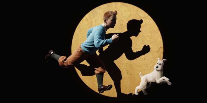 Une image du film d'animation américain de Steven Spielberg,