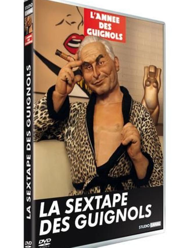 La sextape des Guignols avec DSK en couverture.