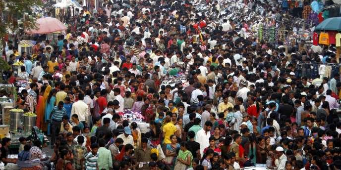 Il y aura 10 à 11 milliards d'habitants sur la planète à la fin du siècle, selon les projections de l'INED.