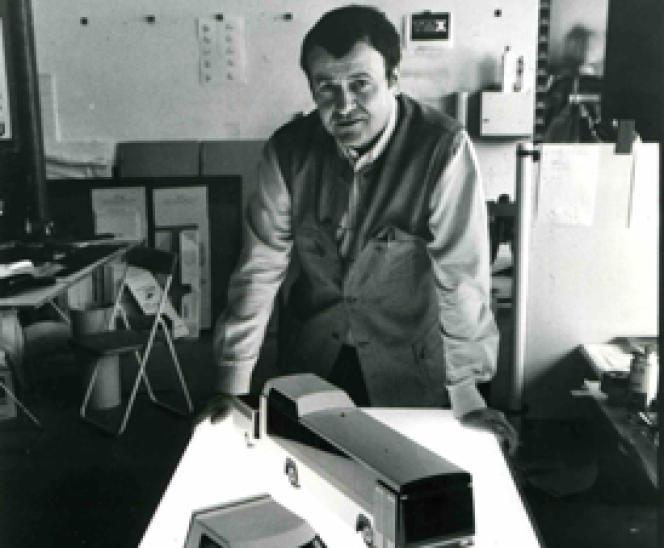 Le designer français Roger Tallon est mort à 82 ans, le 20 octobre 2011.