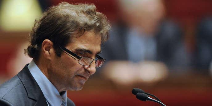Le président du groupe UMP à l'Assemblée nationale, et ancien ministre de la fonction publique, Christian Jacob, le 24 novembre.