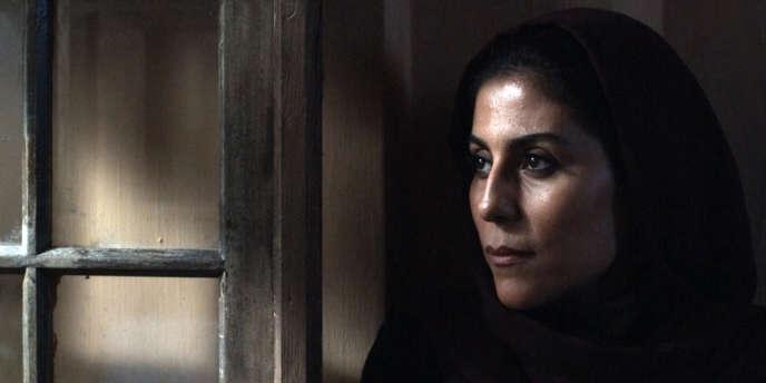 Mahnaz Mohammadi dans le film iranien de Reza Serkanian,