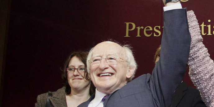 Michael D. Higgins, le président poète de l'Irlande, a affirmé, un brin bravache :
