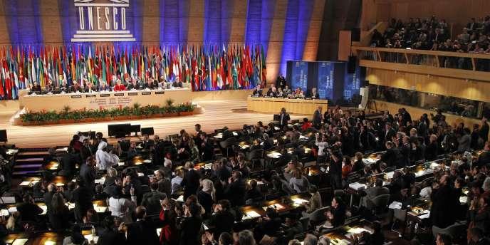 La Palestine est dorénavant membre de l'Unesco, malgré les fortes réticences américaines et israéliennes.