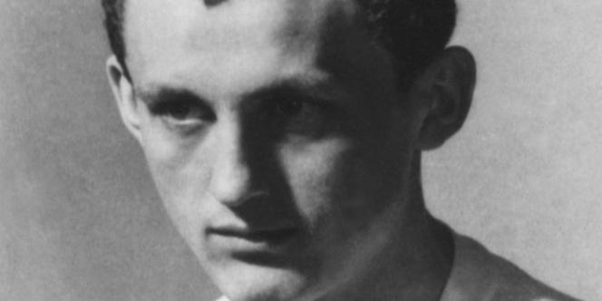 Florian Albert dans les années 1950.
