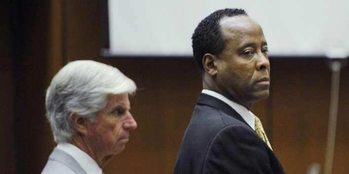 Le Dr Conrad Murray encourt jusqu'à quatre ans de prison s'il est reconnu coupable d'homicide involontaire sur la personne de Michael Jackson.