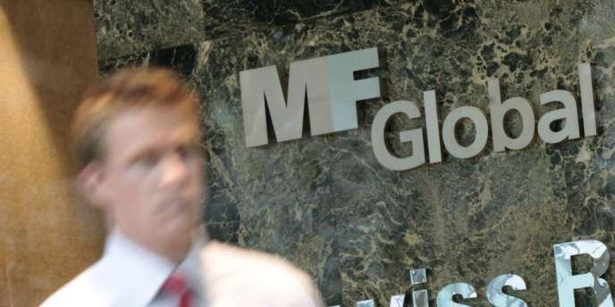 MF Global, l'un des plus grands noms du courtage aux Etats-Unis, a déposé le bilan le 31 octobre 2011.