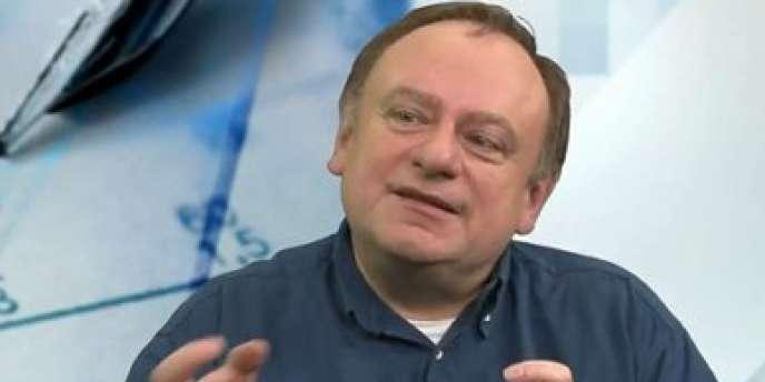 L'économiste Jean-Marc Daniel.