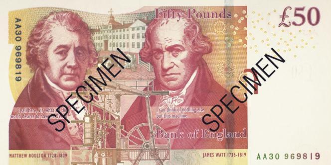 Cette somme porte à 375 milliards de livres le montant total du programme de soutien de la banque centrale à une économie en récession.