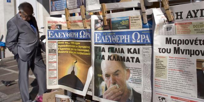 Des négociations vont rapidement débuter en Grèce en vue de former un gouvernement de coalition chargé d'adopter des mesures d'austérité nécessaires à l'obtention d'une aide financière.