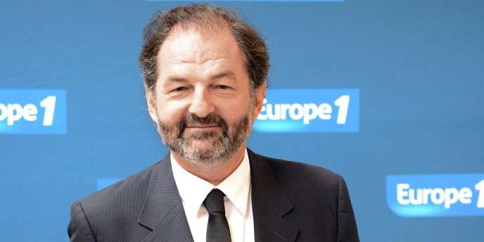 Denis Olivennes, PDG d'Europe 1.