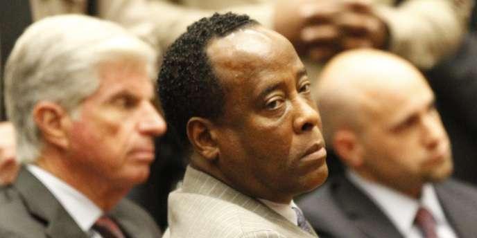 Le Dr Murray a été reconnu coupable lundi 7 novembre d'homicide involontaire dans la mort du