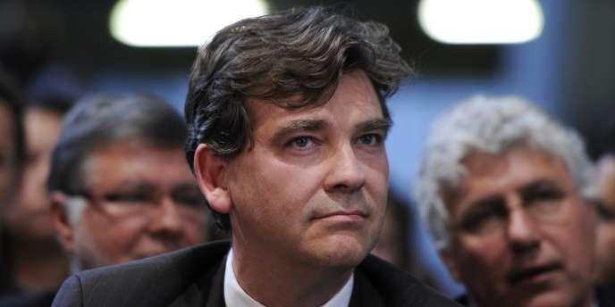 Arnaud Montebourg, le 28 mai 2011.