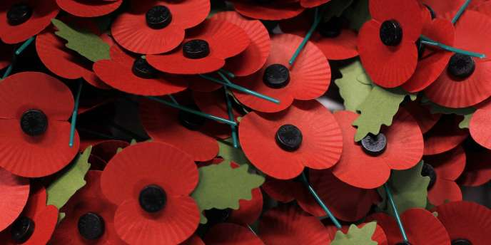 La FIFA a interdit aux footballeurs anglais et gallois de porter sur le maillot les coquelicots, symbole des morts sur les champs de bataille depuis la première guerre mondiale.