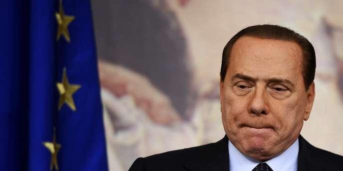 Silvio Berlusconi en octobre 2010.