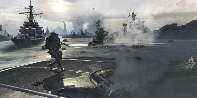Une séquence du jeu
